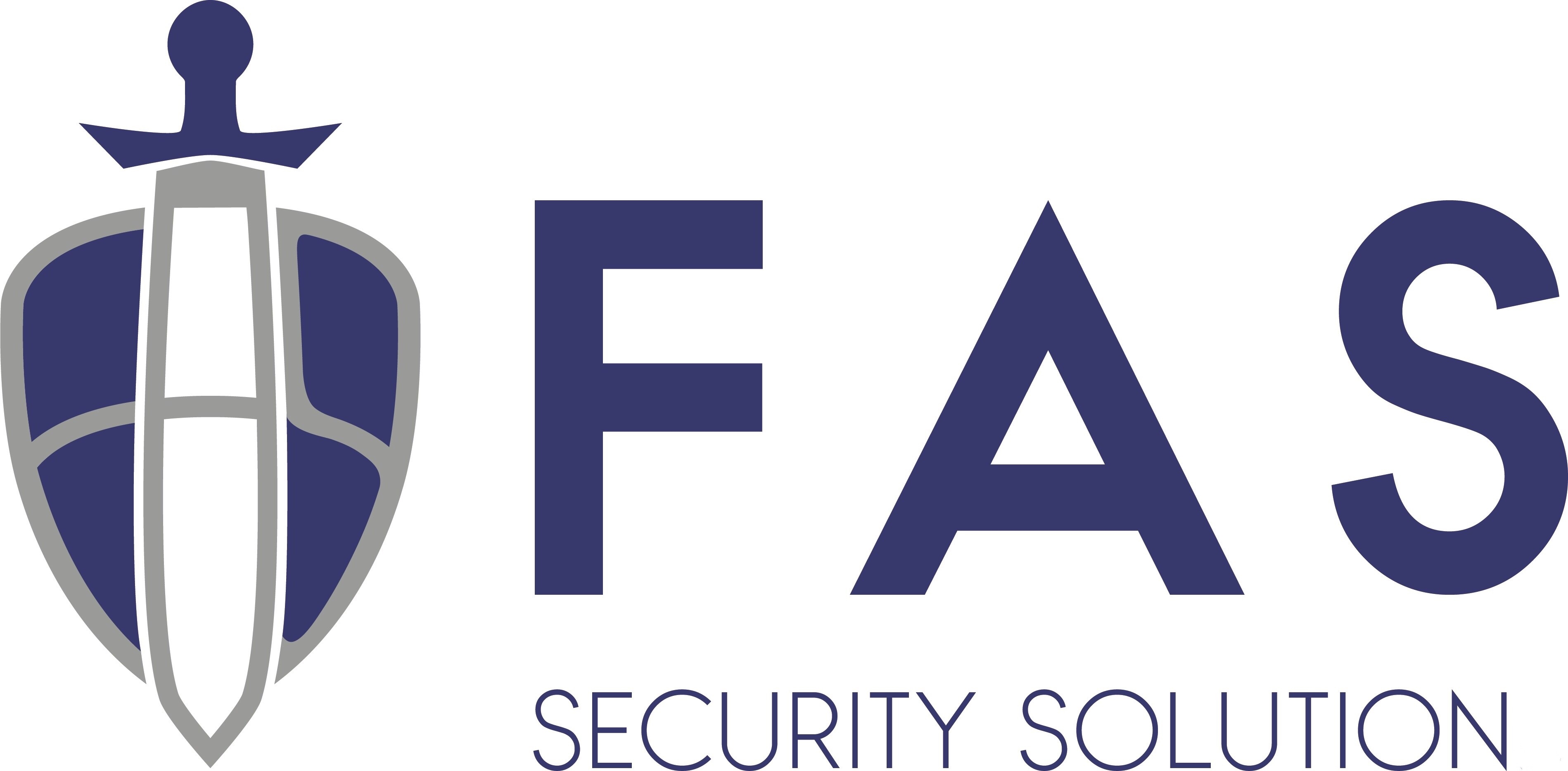 logo fas security solution